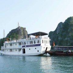 Отель Marguerite Cruises Вьетнам, Халонг - отзывы, цены и фото номеров - забронировать отель Marguerite Cruises онлайн приотельная территория
