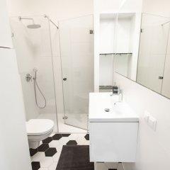 Отель Super-Apartamenty Market Square View Познань ванная