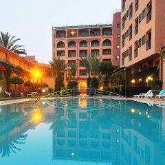 Отель Diwane & Spa Марокко, Марракеш - отзывы, цены и фото номеров - забронировать отель Diwane & Spa онлайн бассейн