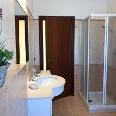 Отель Villa Ada Италия, Лорето - отзывы, цены и фото номеров - забронировать отель Villa Ada онлайн ванная