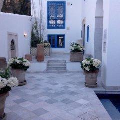 La Villa Bleue in Tunis, Tunisia from 173$, photos, reviews - zenhotels.com hotel interior