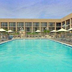 Отель L'Enfant Plaza Hotel США, Вашингтон - отзывы, цены и фото номеров - забронировать отель L'Enfant Plaza Hotel онлайн бассейн фото 3