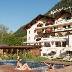 Отель Alphotel Tyrol Рачинес-Ратскингс бассейн фото 3