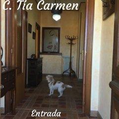 Отель Casa Rural Tio Vicente спа