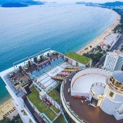 Отель Premier Havana Nha Trang Hotel Вьетнам, Нячанг - 3 отзыва об отеле, цены и фото номеров - забронировать отель Premier Havana Nha Trang Hotel онлайн пляж