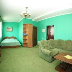 Гостиница Индиго комната для гостей фото 4