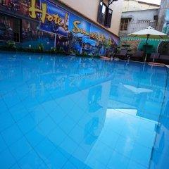 Sunset Hoi An Hotel бассейн фото 2