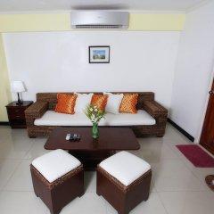 Отель SDR Mactan Serviced Apartments Филиппины, Лапу-Лапу - отзывы, цены и фото номеров - забронировать отель SDR Mactan Serviced Apartments онлайн комната для гостей фото 5