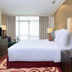Отель Sathorn Vista, Bangkok - Marriott Executive Apartments Таиланд, Бангкок - отзывы, цены и фото номеров - забронировать отель Sathorn Vista, Bangkok - Marriott Executive Apartments онлайн комната для гостей фото 4