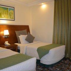 Отель Amra Palace International Иордания, Вади-Муса - отзывы, цены и фото номеров - забронировать отель Amra Palace International онлайн комната для гостей фото 2