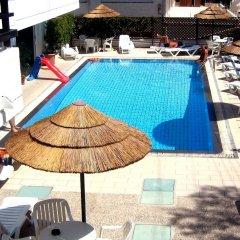 Отель Caravel Родос бассейн фото 3