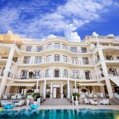 Отель Panorama De Luxe Одесса бассейн
