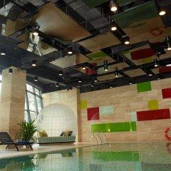 Отель Aloft Beijing, Haidian бассейн фото 3