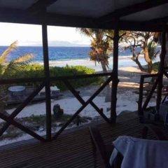 Отель Fare Motu пляж фото 2