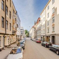 Отель Helsinki South Central Apartments Финляндия, Хельсинки - отзывы, цены и фото номеров - забронировать отель Helsinki South Central Apartments онлайн фото 5