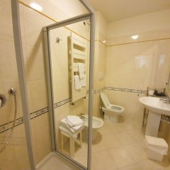 Отель Residence Dell'Angelo Оспедалетти ванная
