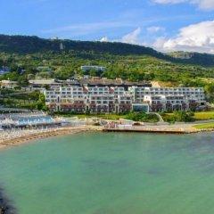 Отель White Lagoon - All Inclusive Болгария, Балчик - отзывы, цены и фото номеров - забронировать отель White Lagoon - All Inclusive онлайн приотельная территория фото 2