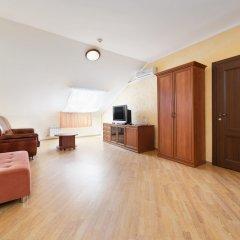 Гостиница Мон Плезир Химки комната для гостей фото 22