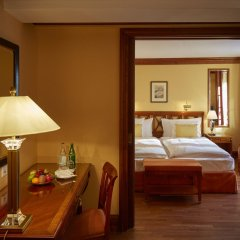 Grand Hotel Zermatterhof комната для гостей фото 4