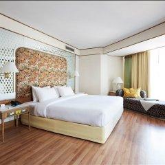 Отель MONTIEN Бангкок комната для гостей фото 2