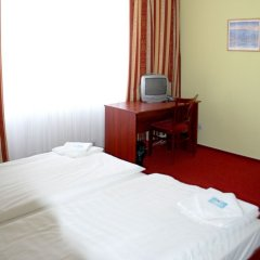 Отель Metropolitan Чехия, Прага - - забронировать отель Metropolitan, цены и фото номеров комната для гостей фото 3