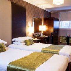Best Western Glasgow City Hotel комната для гостей фото 16