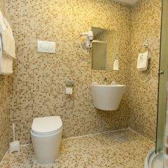 Отель Bed & Breakfast Olsi Молдавия, Кишинёв - 1 отзыв об отеле, цены и фото номеров - забронировать отель Bed & Breakfast Olsi онлайн ванная
