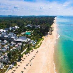 Отель Natai Beach Resort & Spa Phang Nga пляж фото 2