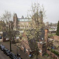 Отель Rijksmuseum Apartment Нидерланды, Амстердам - отзывы, цены и фото номеров - забронировать отель Rijksmuseum Apartment онлайн балкон