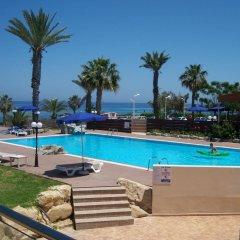 Отель Pallinio Apartments Кипр, Протарас - отзывы, цены и фото номеров - забронировать отель Pallinio Apartments онлайн бассейн