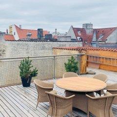 Отель Best Stay Copenhagen Ny Adelgade 8-10 Дания, Копенгаген - отзывы, цены и фото номеров - забронировать отель Best Stay Copenhagen Ny Adelgade 8-10 онлайн балкон