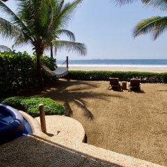 Отель Las Palmas Luxury Villas пляж
