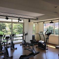 Mondial Park Hotel Фьюджи фитнесс-зал