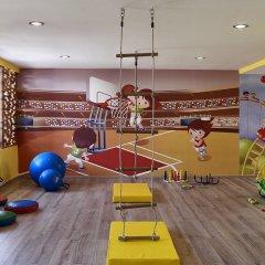 Отель Roda Beach Resort & Spa Корфу фитнесс-зал