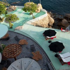 Отель Boca Chica Мексика, Акапулько - отзывы, цены и фото номеров - забронировать отель Boca Chica онлайн бассейн фото 3