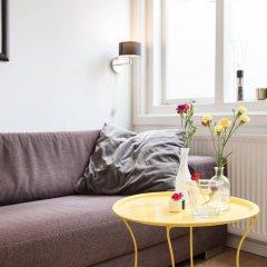 Отель Nieuwezijds Apartments Нидерланды, Амстердам - отзывы, цены и фото номеров - забронировать отель Nieuwezijds Apartments онлайн комната для гостей фото 3