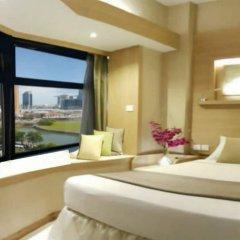 Отель Robertson Quay Hotel Сингапур, Сингапур - отзывы, цены и фото номеров - забронировать отель Robertson Quay Hotel онлайн комната для гостей фото 3