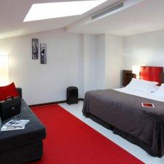 Отель Ciutat De Girona комната для гостей