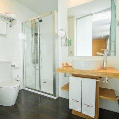 Отель Petit Palace Alcalá Испания, Мадрид - 3 отзыва об отеле, цены и фото номеров - забронировать отель Petit Palace Alcalá онлайн ванная фото 2
