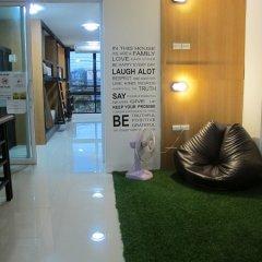 Отель Homey Donmueang Бангкок с домашними животными