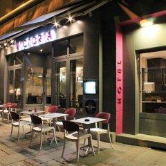 Hotel-Restaurant Le Victoria гостиничный бар