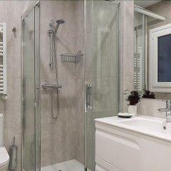 Отель Oteiza Apartment by FeelFree Rentals Испания, Сан-Себастьян - отзывы, цены и фото номеров - забронировать отель Oteiza Apartment by FeelFree Rentals онлайн ванная