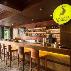 Отель Coriacea Boutique Resort гостиничный бар