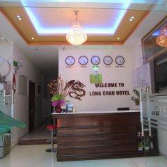 Отель Long Chau Hotel Вьетнам, Нячанг - отзывы, цены и фото номеров - забронировать отель Long Chau Hotel онлайн интерьер отеля фото 3