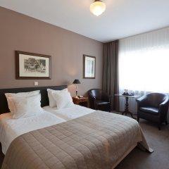 Отель De Hofkamers Бельгия, Остенде - отзывы, цены и фото номеров - забронировать отель De Hofkamers онлайн комната для гостей фото 2