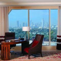 Отель Raffles Dubai удобства в номере