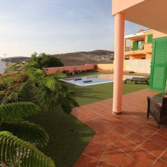 Отель Villas Las Norias Испания, Тарахалехо - отзывы, цены и фото номеров - забронировать отель Villas Las Norias онлайн балкон
