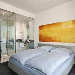 Отель INNSIDE by Meliá Frankfurt Niederrad комната для гостей