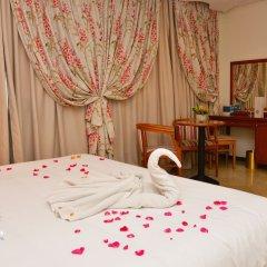 Отель Oum Palace Hotel & Spa Марокко, Касабланка - отзывы, цены и фото номеров - забронировать отель Oum Palace Hotel & Spa онлайн удобства в номере фото 2