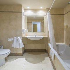 Отель Playasol The New Algarb Испания, Ивиса - отзывы, цены и фото номеров - забронировать отель Playasol The New Algarb онлайн ванная
